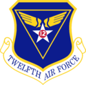 Twelfth Air Force - Emblem