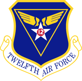 United States Air Force numbered air force