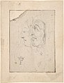 Two Heads of an Old and a Young Woman Looking to the Left (Ages of Woman?) MET DP803245.jpg