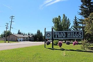 Two Hills, Alberta Town in Alberta, Canada