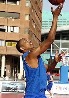 Tyrone Ellis American basketball player