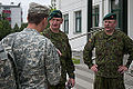 U.S. Army Europe Commanding General visits Lithuania during Saber Strike (14247569389).jpg