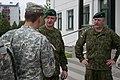 U.S. Army Europe Commanding General visits Lithuania during Saber Strike (14247569389).jpg