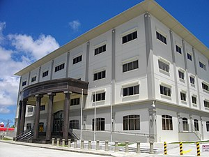 District Court of Guam - Courthouse in Hagåtña