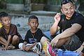 U.S. Marines, Sailors spend afternoon with children in Thailand 150610-M-TJ275-088.jpg