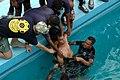 U.S. Navy divers train Bangladesh sailors. (9824420094).jpg