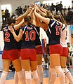U.S. Womens Volleyball team CISM 2007.jpg