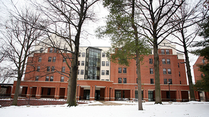 University of Missouri–St. Louis - Oak Hall, residential housing