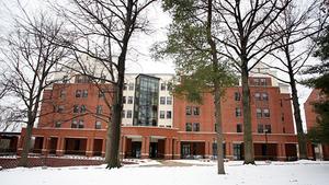 University of Missouri–St. Louis - Oak Hall, residential housing