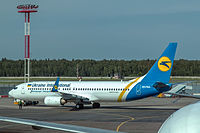UR-PSH - B738 - Ukraine Int. Airlines