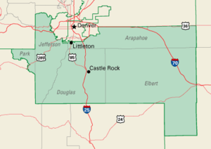 Colorado's 6th congressional district - 2003 - 2013
