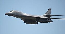 USAF - B-1B Lancer high speed pass - 050311.jpg