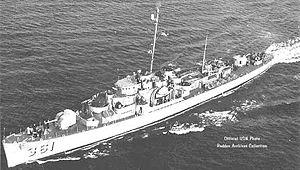 USS Walton - USS Walton (DE-361)
