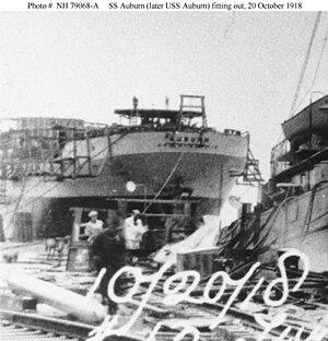 USS Auburn (ID-3842)