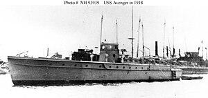 USS Avenger (SP-2646)