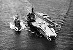 USS Firedrake (AE-14) replenishing Constellation (CVA-64) c1963.jpg