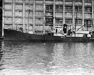 USS <i>Linnet</i> (AM-76)