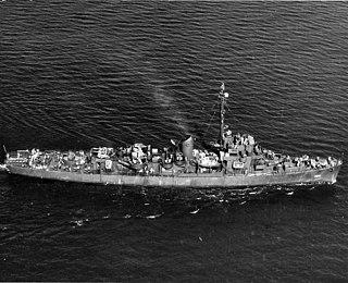 USS <i>Rhodes</i> (DE-384)
