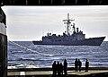 USS Samuel B. Roberts (FFG-58) in 2014.JPG