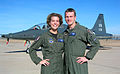 US Air Force 060127-F-0000R-001 Vance couple selected to pilot B-2s.jpg