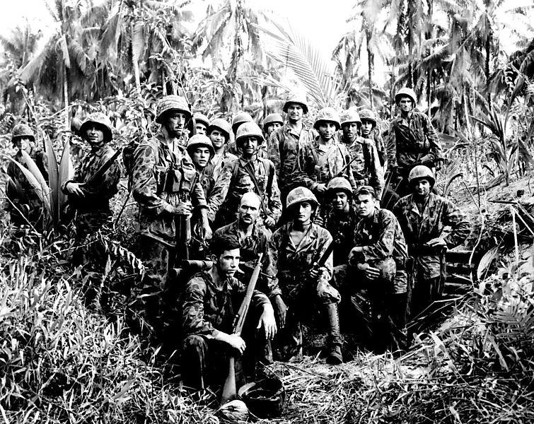 755px-US_Marine_Raiders_on_Cape_Totkina_on_Bougainville