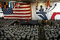 US Navy 050818-N-6343E-001 Chief of Naval Operations Adm. Mike Mullen speaks to Sailors during an all hands call for E-6 and below Sailors of Naval Station Mayport.jpg