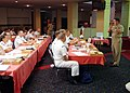 US Navy 050824-N-0962S-045 Master Chief Petty Officer of the Navy (MCPON) Terry Scott speaks to more than 40 Sailors from Millington, Tenn., selected to become chief petty officers.jpg