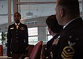 US Navy 080221-N-2259V-002 Yeoman 1st Class Adrianne Sanders recites the Sailors creed on board Commander, Naval Surface Forces during a ceremony for the Sailor of the Year.jpg