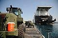US Navy 100124-N-6070S-002 Sailors depart USNS 1st Lt. Jack Lummus (T-AK-3011) after onloading equipment and supplies off the coast of Port-au-Prince.jpg