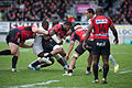 US Oyonnax vs. Stade Toulousain, 19th April 2014 (26).jpg