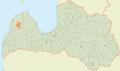 Ugāles pagasts LocMap.png