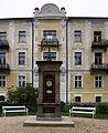 Uhr in Franzensbad Tschechien.JPG
