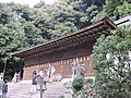 Ujigami Shrine National Treasure World heritage 国宝・世界遺産宇治上神社08.JPG