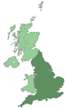 Uk map only england.png