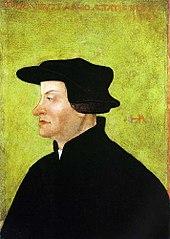 Ulrich Zwingli, um 1531