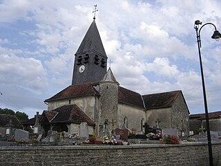 Unienville Commune in Grand Est, France