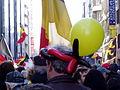United Belgium Brussels demonstration 20071118 DMisson 00022 Belliard street.jpg