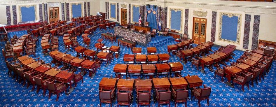United States Senate Floor