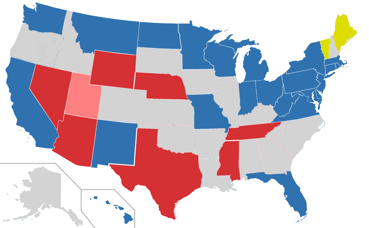 United States Elections, 2018