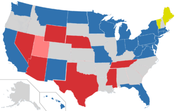 Analysis of 2016 State Senate Elections in Maine