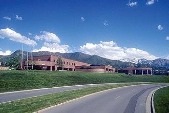 University Neuropsychiatric Institute - Image: University of utah neuropsychiatric institute