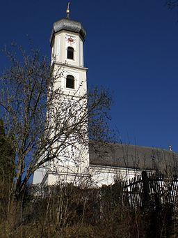 Unterföhring village church