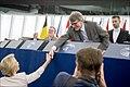 Ursula von der Leyen presents her vision to MEPs (48298975802).jpg