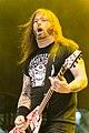 Ursynalia 2012, Slayer, Gary Holt 01.jpg