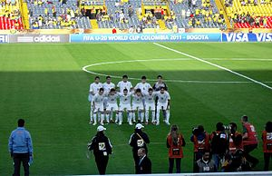 Uruguay national under-20 football team - 2011 FIFA U-20 World Cup