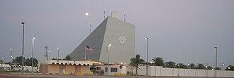United Arab Emirates–United States relations - US embassy in Abu Dhabi, UAE.