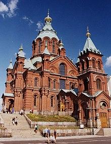 Ortodoksinen Kirkko Suomessa