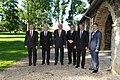 Välisminister Urmas Paeti kohtumine Muhumaal Hollandi, Belgia, Luksemburgi, Leedu ja Läti kolleegiga, 9.-10. september 2011 (6131917643).jpg