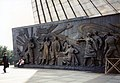 VDNKh Space Conquerors Monument Moscow 02.jpg