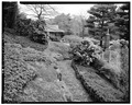 VIEW OF MINIATURE STONE PAGODA - Kykuit, Japanese Gardens, 200 Lake Road, Pocantico Hills, Westchester County, NY HABS NY,60-POHI,1E-4.tif